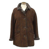 April Ladies Sheepskin Coat