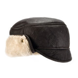 Caxton Sheepskin Trapper Hat
