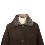 Claude Men's Classic Sheepskin Coat