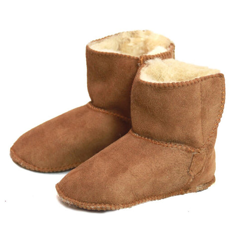 CSB/T Children's Velcro Tab Booties