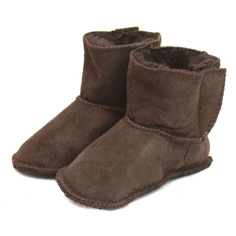 Children's Velcro Tab Booties