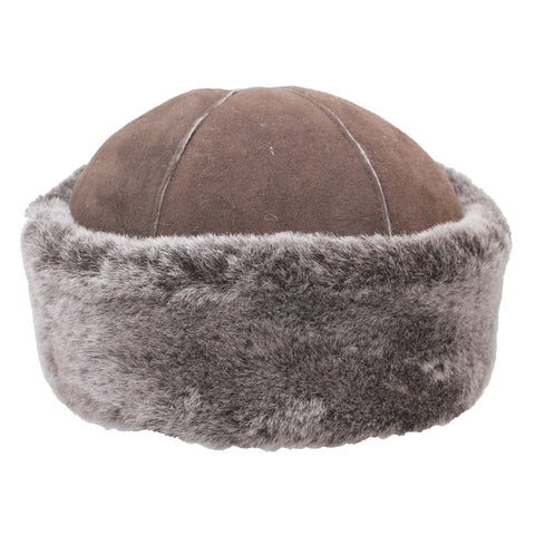 Duxford Ladies Sheepskin Panel Hat