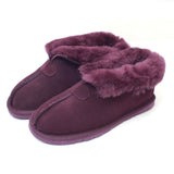 Ladies Sheepskin Slipper Boot