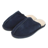 ECM001/SV Unisex Sheepskin Lined Slipper Mule