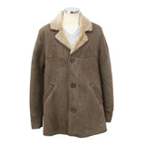 Edward Men's Sheepskin Coat