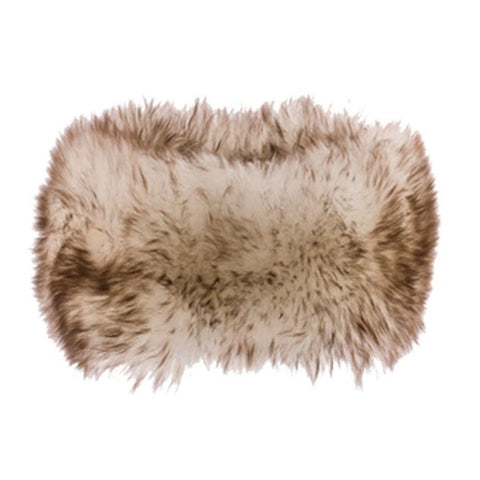Fergie Ladies Sheepskin Head Band