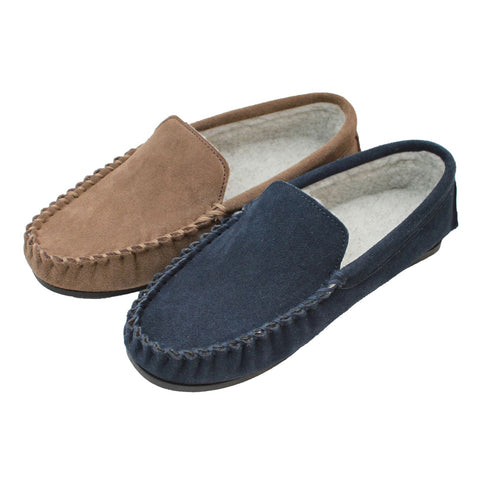 Men's Berber Fleece Moccasin