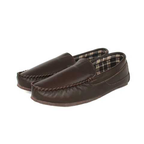 GLOF/S Mens Leather Loafer