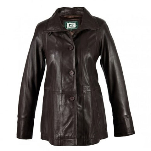 LLJ02 Ladies A-Line Jacket