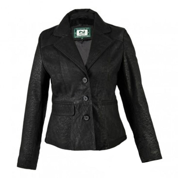 Ladies Short Blazer