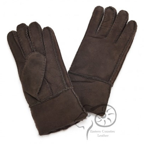 LSG/C Ladies Sheepskin Glove With Cuff