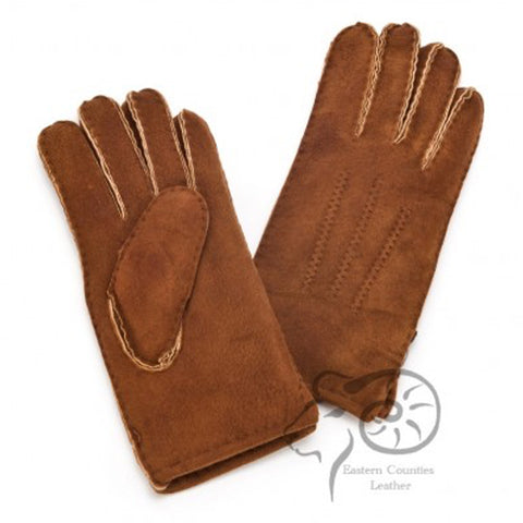 LSG Ladies Sheepskin Glove With Stitch Detail