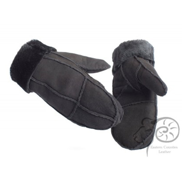 LSM/G Ladies Sheepskin 4 Piece Mitten