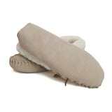 LWM1 Ladies Wool Lined Moccasin