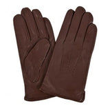 Men's Premium Leather Glove With 3 Point Stitch