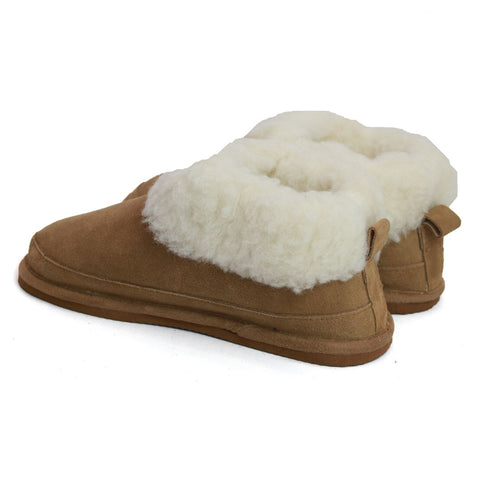 Maddie Ladies Wool Lined Slipper Boot