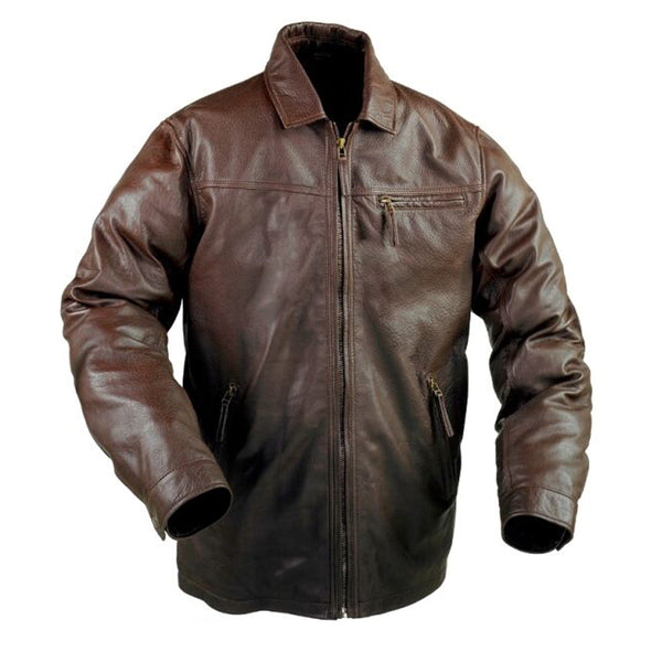 Men's Everyday Leather Jacket