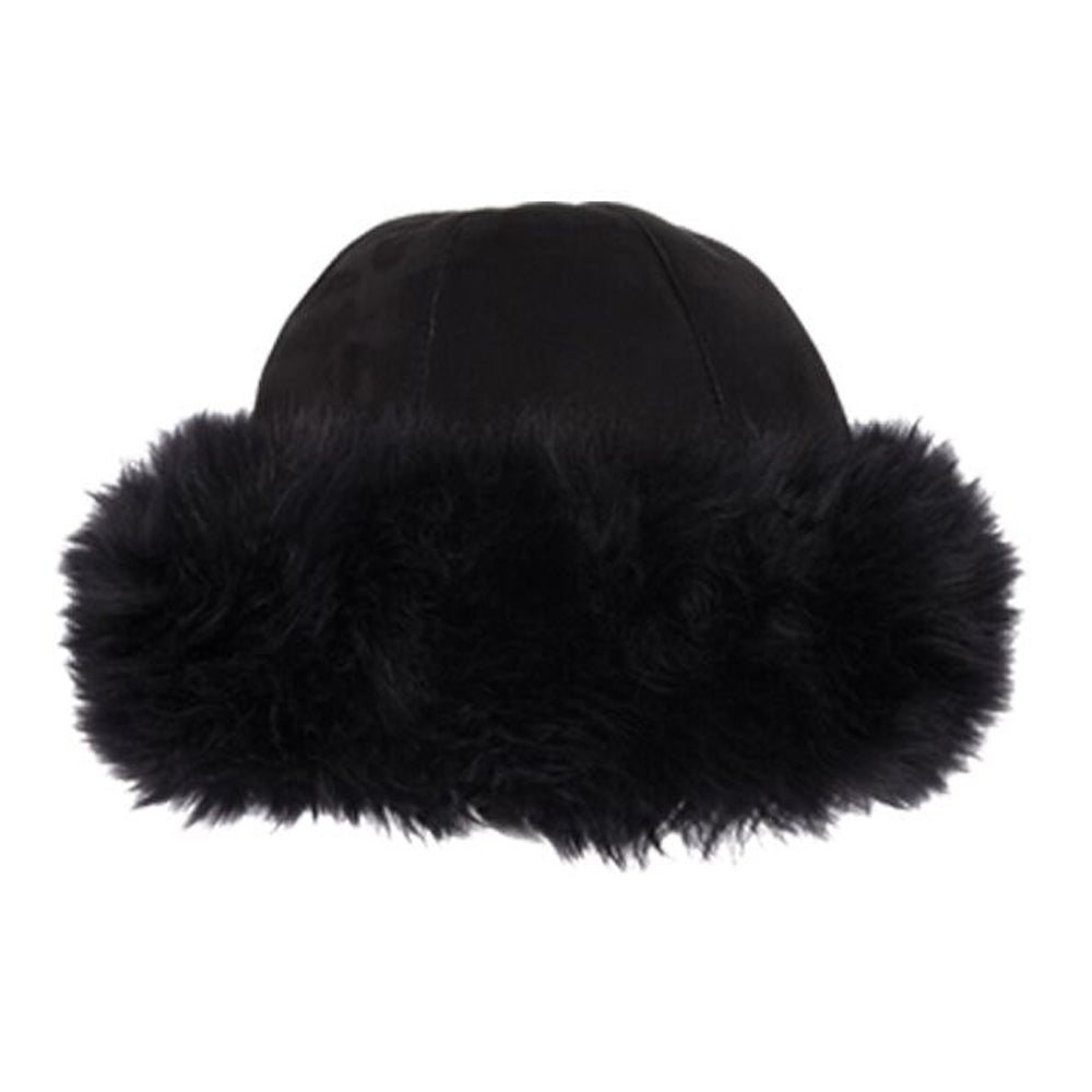 Ladies Sheepskin Hat – Eastern Counties Leather 9dc0a347f13