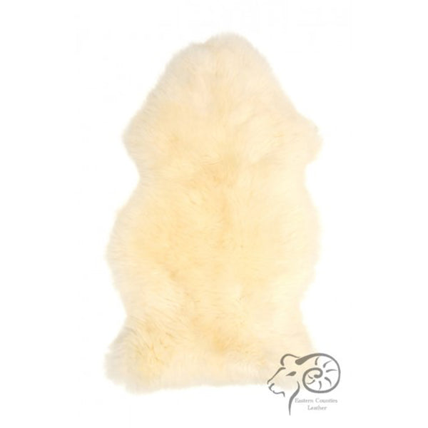 Natural Single Sheepskin Rug