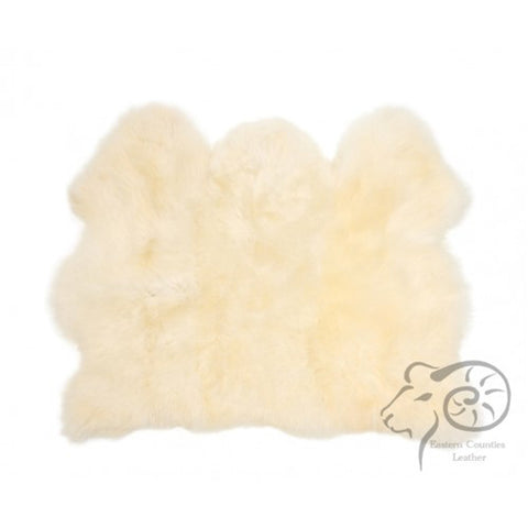 Natural Triple Sheepskin Rug