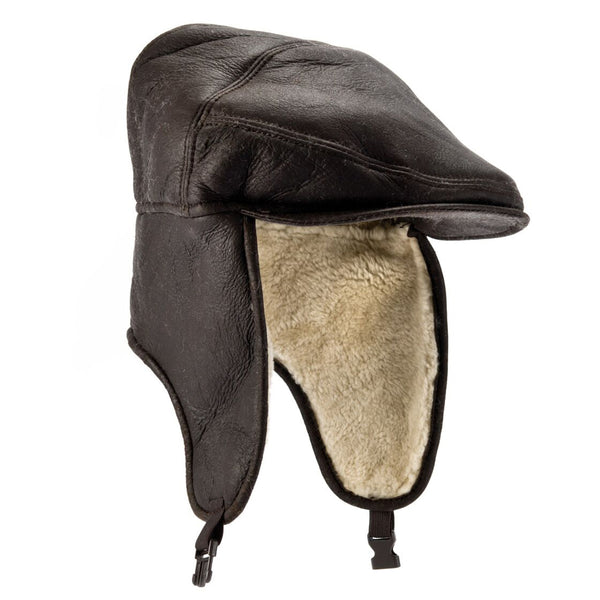 Newton Sheepskin Cap