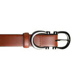 Feature Buckle Belt