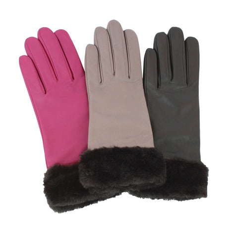 Debbie Leather Glove