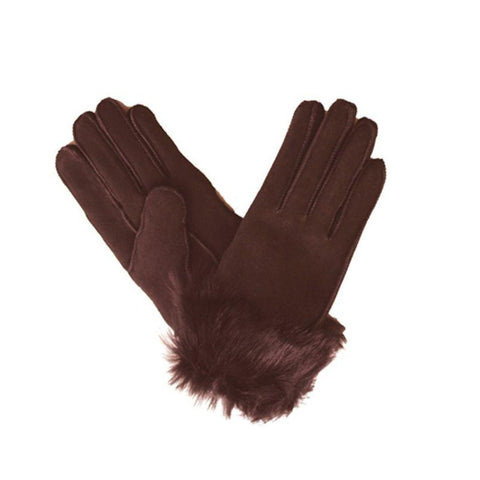LSG/CT Ladies Sheepskin Glove With Toscana Cuff