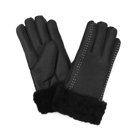 Mabel Ladies Sheepskin Glove With Cuff