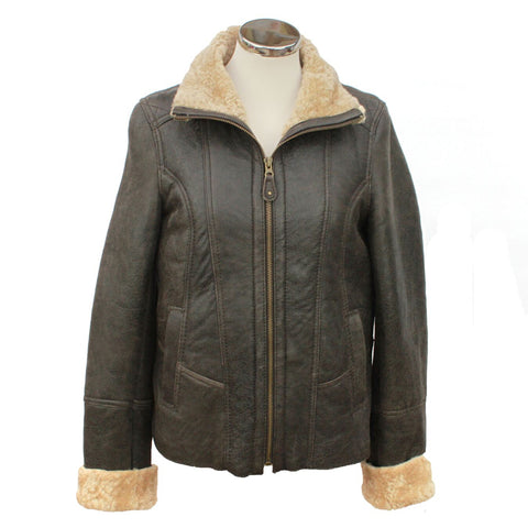 Orlando Ladies Sheepskin Jacket