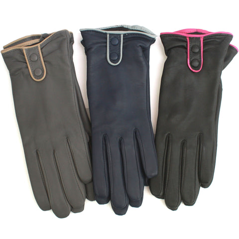 Poppy Leather Glove