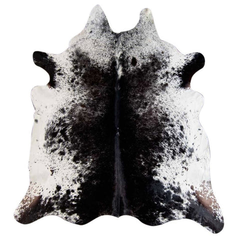 Cowhide Rug - Salt & Pepper