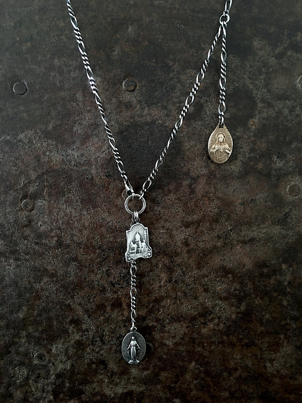 Sacre Coeur Extension Necklace