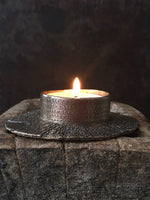 Heart Sutra Candle Holder