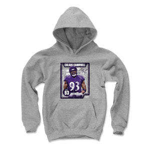 Calais Campbell Kids Youth Hoodie | 500 LEVEL