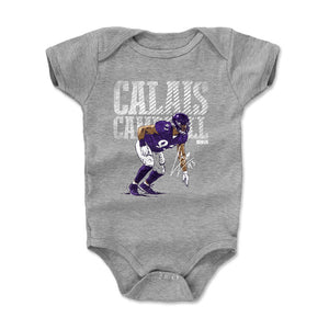 Calais Campbell Kids Baby Onesie | 500 LEVEL
