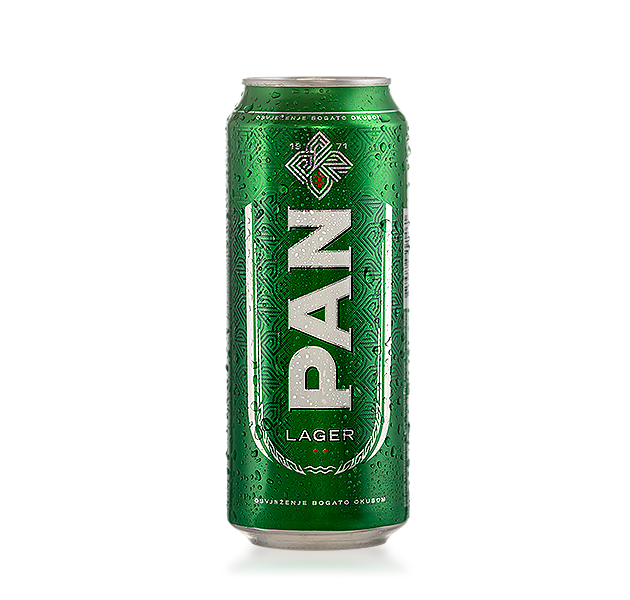 CARSLBERG PAN Lager 24/0.5L can