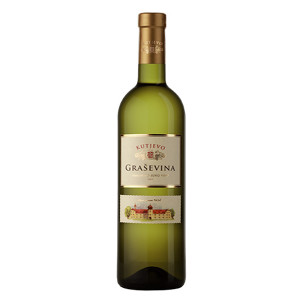 KUTJEVO Grasevina High Quality White Wine 6/750ml