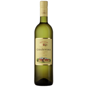 KUTJEVO Grasevina Quality White Wine 6/750ml