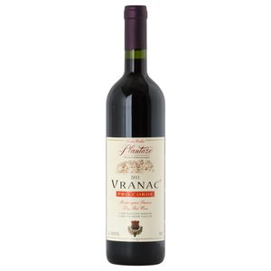 PLANTAZE Vranac ProCorde Special Reserve Dry Red Wine 6/750ml