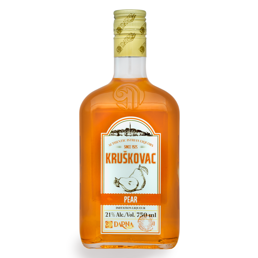 DARNA Liquor Kruskovac [Pear Liquor] alc. 21% 6/750ml