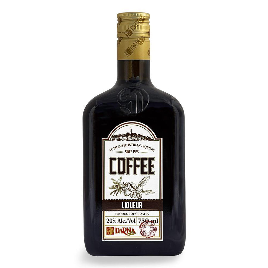 DARNA Liquor Coffee alc. 20% 6/750ml