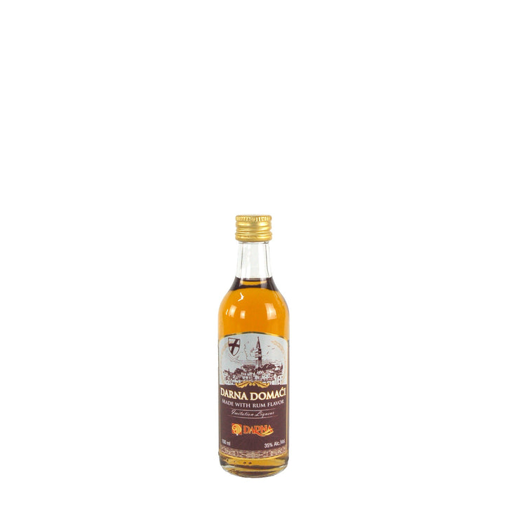 DARNA mini Domaci Rum [Croatian Rum] alc. 35% 12/100ml