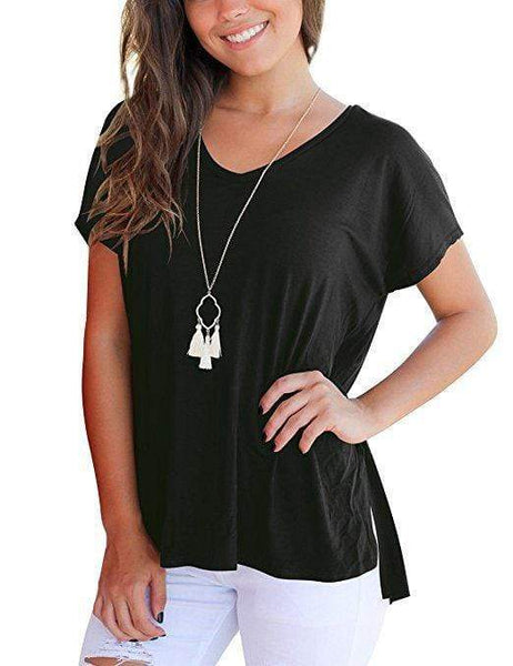 Vista Karina black / S Zinc T-shirt