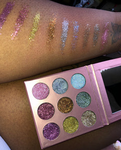 Sweet Sequin Eyeshadow Palette