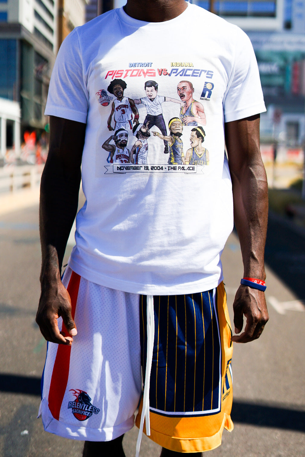 """Clear The Bench"" Tee"