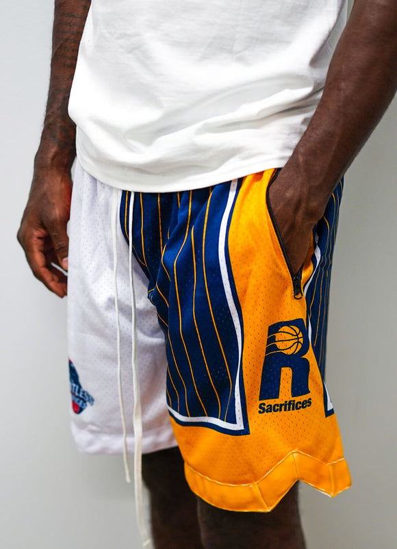 """Clear The Bench"" Swingman Shorts"