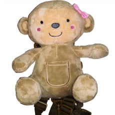 d49a2f23e Child of Mine 2-in-1 Harness Buddy (Girl Bear)