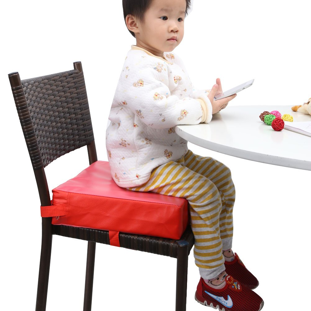 Super Zicac Kids Dining Chair Heightening Cushion Dismountable Andrewgaddart Wooden Chair Designs For Living Room Andrewgaddartcom