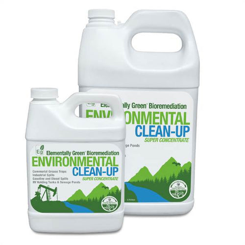 Environmental Clean Up Concentrate
